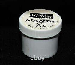 Vision Engineering Mantis 4X Microscope Objective Lens