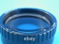 Wild Heerbrugg 200mm, SL Objective Lens for Surgical Microscope