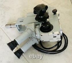 Zeiss OPMI-1 Surgical Microscope With Eyepieces & 200mm Objective Lens