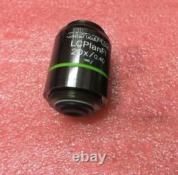 1pc Olympus Lcplanfl 20x/0,40 Objectif Microscope