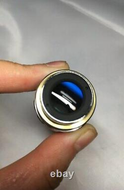 1pcs Nikon Microscope Infinity Objectif Plan Fc 2,5x/0,075 Epi /0 Wd8,8