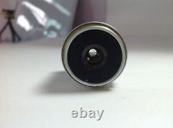 506008 Leica Allemagne Pl Fluotar 100x/1.30 Huile /0.17/d Objectif Microscope