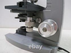 Ao American Optical 10-8 Laboratory Binocular Microscope & 3 Objectifs