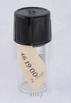 Carl Zeiss 461900 Objectif Du Microscope Objectif 100/1.25 160/- Huile Nouveau