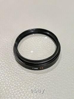 Carl Zeiss F=200mm T Objectif Objectif Od 65mm Pour Les Microscopes Chirurgicaux Opmi