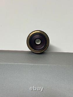 Carl Zeiss Ph2 40x0,75 W 160/- Objectif Microscope (02)