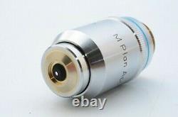 Ex Nikon M Plan Apo 50x 0.90 210/0 Objectif Microscope Pour 20.25mm 21549