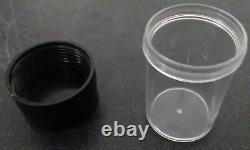 Japon 60x Microscope Lab Scientific Objective Lense Attachment Avec Boîtier