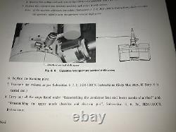 Jeol Transmission Electron Microscope Objectif Objectif Aperture Assembly Jem-100cx