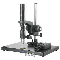 Koppace 4000x Rapport D'agrandissement Lentille Optique Coaxiale Avec 20x Objectif Zoom