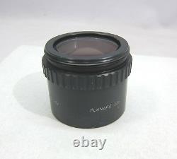 Leica Plan Apo 472648 1.0x Wild M10 Microscope Objectif Objectif Inférieur
