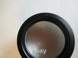 Leica Sauvage Stéréo M3z, Mz6, Mz8. Microscope 2.0x Objectif Objectif # 422561