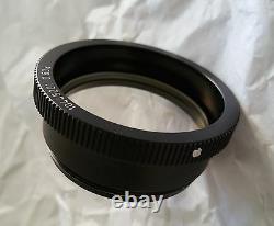 Leica Wild 0.63x Objectif Objectif Mz Ms Mz6 Ms5 M3z Microscope Wd=149mm Testé