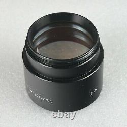 Leica Wild 2.0x Microscope Objectif Objectif Objectif 10447081 Pour M Mz, Plus De 10422561