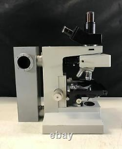 Leitz D70475 93907 Microscope Orthlux II Avec Objectifs
