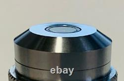 Leitz Plan 10x Microscope Objectif Objectif 160mm 518032 Convient Olympus Nikon Zeiss