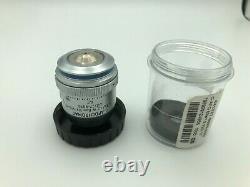 Lentille Objectif Microscope Zeiss C-apochromat 63x/1,2 W