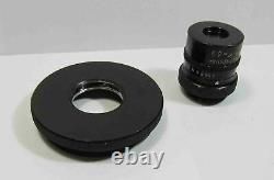 Lentille Objective Microplanaire F=40 14,5 Microscope Lomo Carl Zeiss Mount 20/45 MM