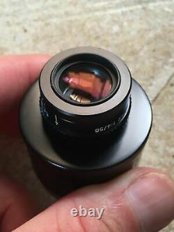 Lot De 10 Lentilles Objectifs De Macrophotographie Leitz Microscope Photar Repro Summar