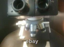 Microscope Binoculaire Swift M1000-d Avec 4 Objectifs