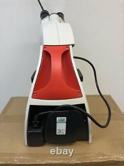 Microscope Leica DM 500 Avec Éclairage Led Intégré Et Lentilles Objectives Plan 3