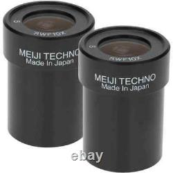 Microscope Meiji Emz-5 Y Compris Les Pièces Oculaires Objectif Objectif Objectif Grs Item #003-563nfb