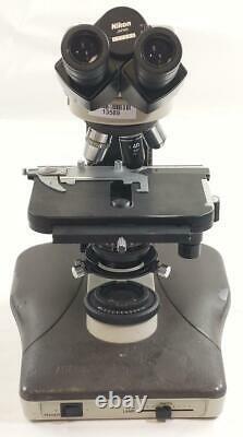 Microscope Nikon Labohot-2 Avec 4 Objectifs