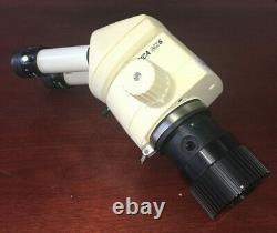 Microscope Stéréo Leica Mz6 Avec Des Morceaux D'oeil Et Objectif Voir Desc