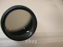 Mitutoyo 10x M26 Microscope Objectif Lens Macro Photo