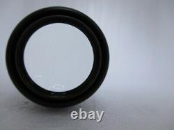 Mitutoyo Qv-objectif 5x F=200 Infinity Microscope Objectif Objectif