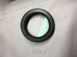 Nikon Microscope Objectif Achro 0.5x P-achro 0.5 Mnh43050 Pour Smz800 Smz1000