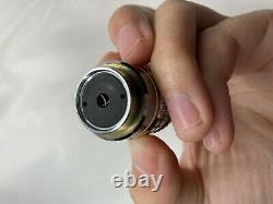 Nikon Microscope Objectif Fluor 100x/1.30 Iris