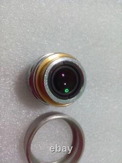Nikon Microscope Plan Fc 5x / 0,13 / 0 Epi W. D. 22.5 Objectif