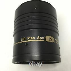 Nikon P-hr Plan Apo 1x Wd 54mm Objectif Objectif, Série Smz Stéréo Microscope