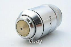 Nikon Plan Apo 100x 1.35 Huile 160/0.17 Microscope Objectif Objectif 20.25mm 21515