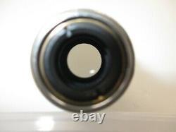 Nikon Plan Apo 10x 0,4 160/0,17 Objectif Du Microscope Rms Apochromatique