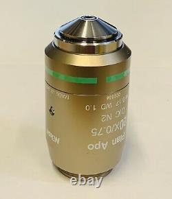 Nikon Plan Apo 20x DIC N2 Microscope Objectif Objectif Objectif Ofn25 Planapo Eclipse
