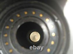 Objectif De Microscope À Lentilles Industrielles Très Grand Et Lourd