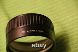 Objectif Leica Wild 250 MM Pour Le Microscope Chirurgical M680