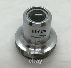 Objectif Lomo 3,7x 0,11 Microscope Zeiss. Le Meilleur Objectif Macro Pour Caméra