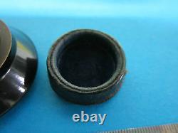 Objectif Microscope Rare Carl Zeiss Jena Allemagne Planar 4.5x 5 CM Optique