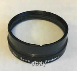 Objectif Objectif Du Microscope Carl Zeiss F 300