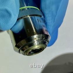 Objectif Objectif M De Nikon Microscope Plan 20 0,4 Elwd 210/0