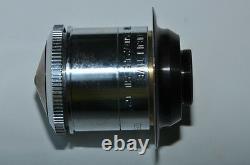 Objectif Objectif Microscope Leica Twi 350x/2.45 Sil G2