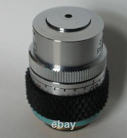 Objectif Olympus Microscope Fl 60 / 0.95 0.12-0.22 Pour Bh, Ch, Etc. P. Jpn