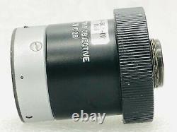 Objectif Réfléchissant 99-5472-001 X15/0.28 Objectif De Microscope 52x