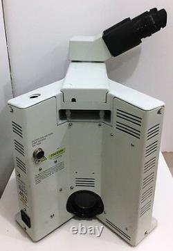 Olympus Bx51 Microscope 4x 10x 40x 100x Olympus Objectifs Lens Ships World Wide