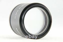 Olympus Df Plan 1x Microscope Objective Lens Pour Szh Stereozoom Du Japon #1273