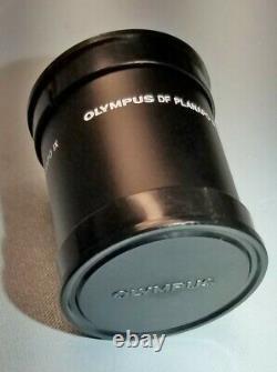 Olympus Df Plapo 1x Objectif Apo Planapo Objectif Pour Szh Et Szx Stereo Microscope
