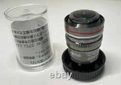 Olympus Microscope Objectif Uplansapo 100x/1.35 Sil /0.13-0.19 Fil Rms